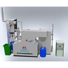 威客服务:[68696] 三维工业产品动画演示  隔油提升工业设备
