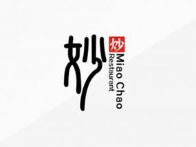中式标准化现炒快餐LOGO设计