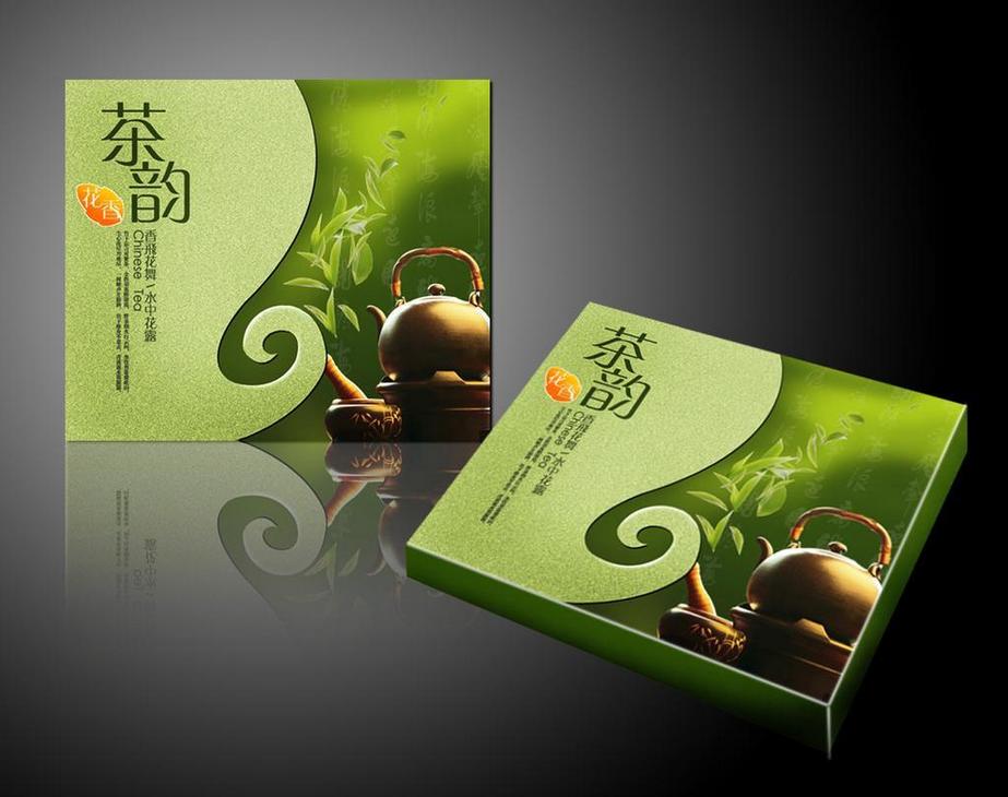 茶叶包装设计颜色的选择,什么颜色最适合做茶叶包装设计