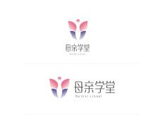 母亲学堂logo