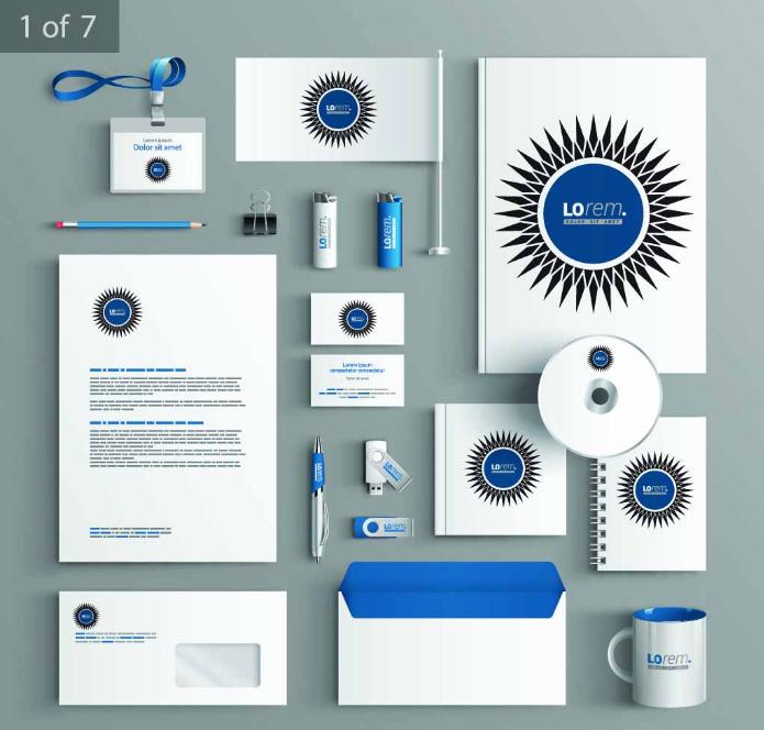 VI设计服务流程,VI设计工作流程步骤