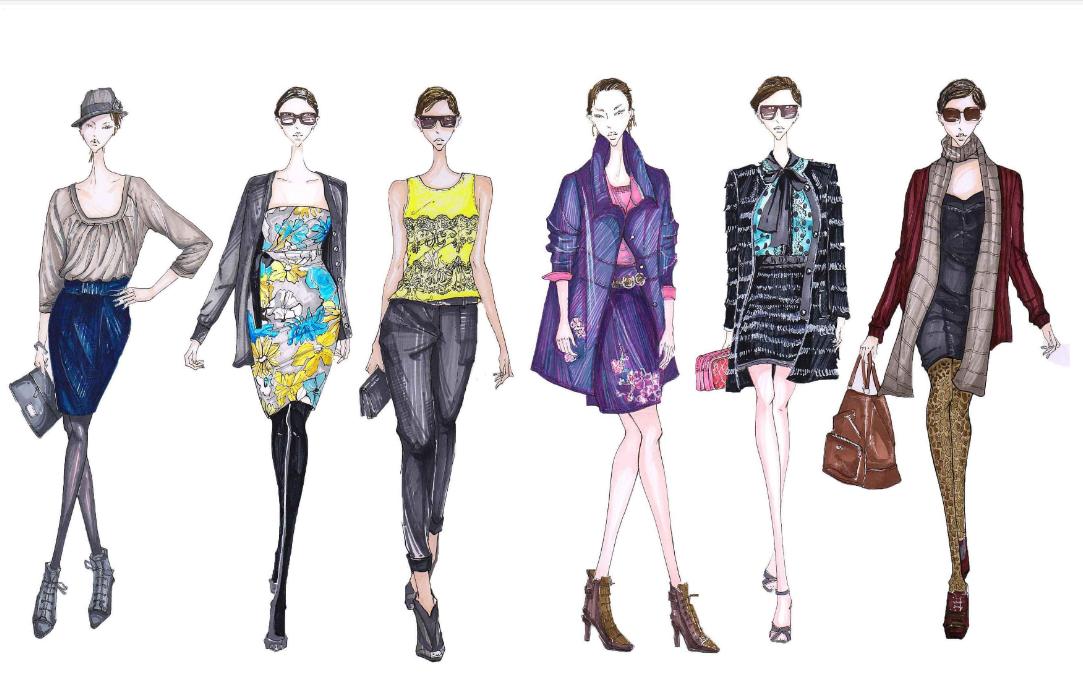 工作服设计流程,简单介绍服装设计工作流程