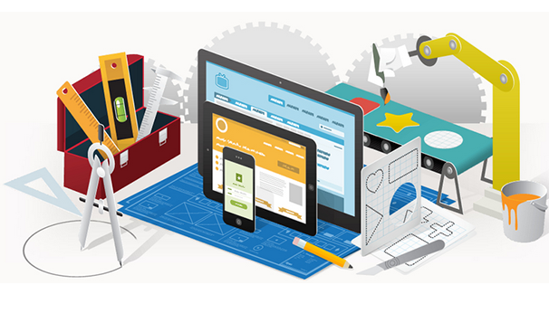 一个网站的建设从无到有,从找网页设计公司到网站完成上线后之维护,大致的流程如下:   一、前期准备阶段   .公司内部整理讨论网站需求及初步架构   .寻找网页设计公司   .与网页设计公司讨论需求,并请网页设计公司提供网站规划及报价书   .确定网页设计公司并进行签约   .