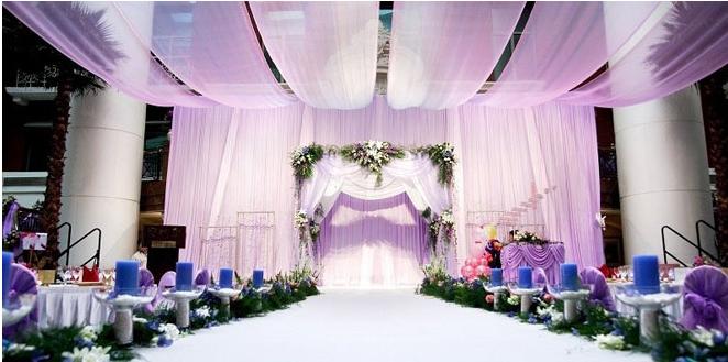 浪漫主题婚礼策划方案文案欣赏