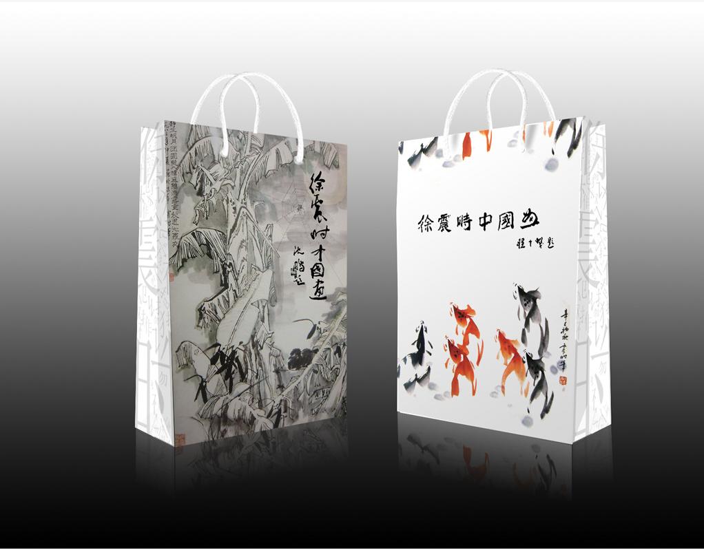 手提袋设计有几种类型,手提袋设计有几种规格