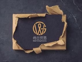 服装贸易公司商标设计