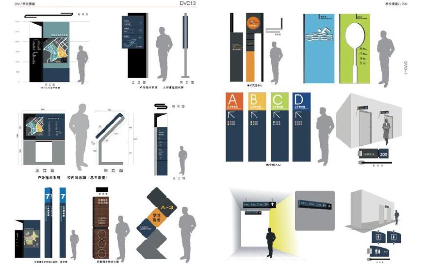 商场VI设计方法,商场VI设计的视觉原则