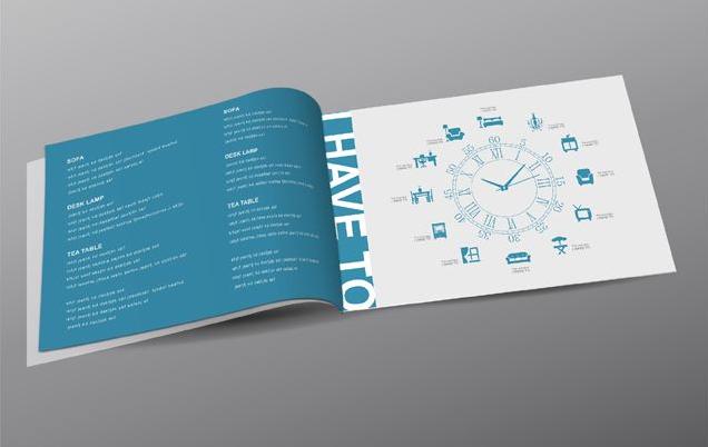 宣传册设计如何利用色彩引导消费