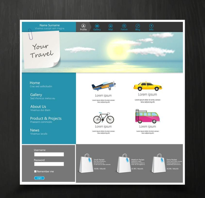 网站设计最需要注意的细节是哪些