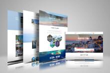 畅游旅游网全站界面设计