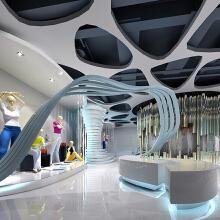 威客服务:[91764] 展厅空间设计