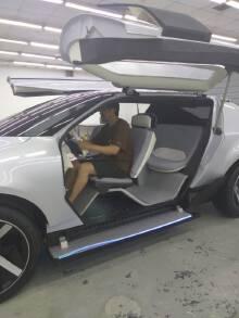 威马智能汽车子系统开发