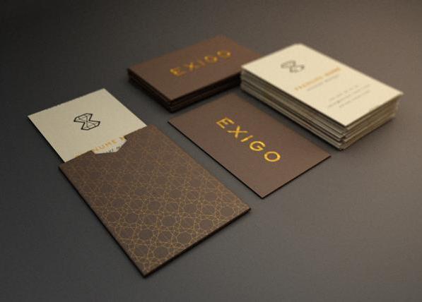 想要留住客户要从创意名片设计开始