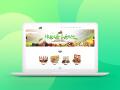 农产品商城网站
