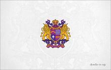 蔷薇骑士团徽章设计