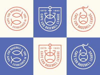 这些鱼形状的品牌logo设计的怎么样,你来评选评选