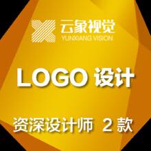 企业 食品 餐饮公司logo设计 图文图形LOGO设计
