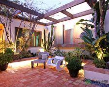 豪宅庭院别墅景观设计