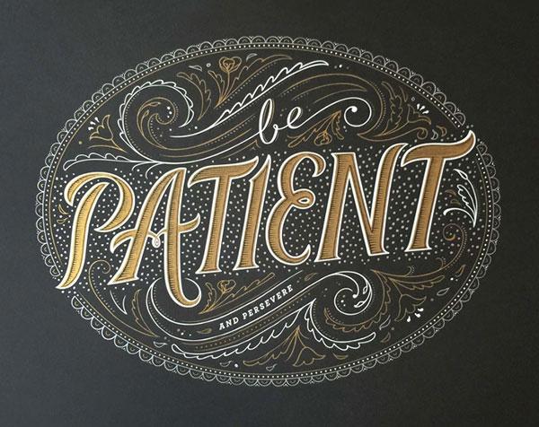 Becca Clason创意个性字体设计佳作