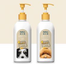宠物沐浴露贴标设计