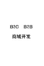 威客服务:[106476] B2C B2B商城网页开发