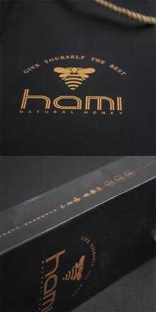 HAMI固态蜜包装设计