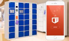 共享扫码支付储物柜智能存储存放寄存柜APP物联小程序公众号开发