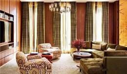 分享一套纯正的美式别墅装修效果图