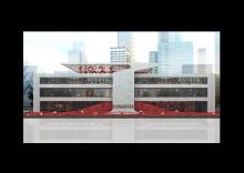 展览馆外建筑设计