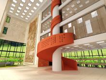 学院综合楼整体设计