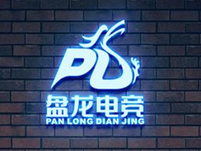 盤龍電競Logo設計
