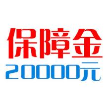 威客服务:[110822] 保障金20000元
