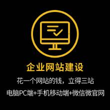 威客服务:[111270] 企业网站搭建
