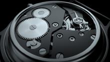 手表建模渲染