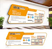 企业形象墙设计与策划