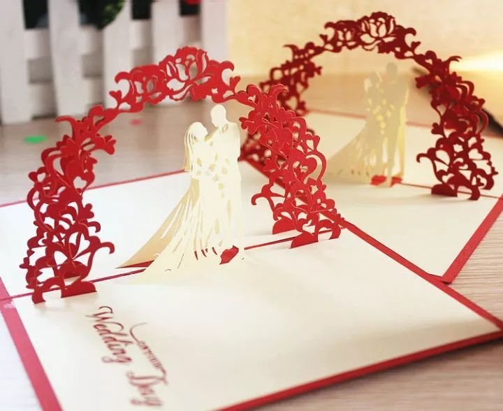 把请柬设计成这样,人人都想来参加你的婚礼!