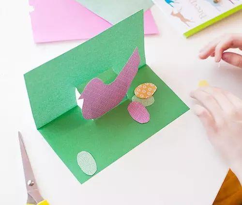 DIY手工圣诞元旦贺卡制作,手把手教你做元旦贺卡
