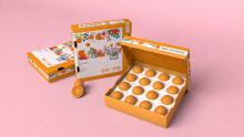 橙子包装设计【赣南·珍橙】