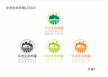 华浩生态养殖LOGO