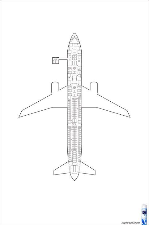 99张极具创意的平面广告设计图片欣赏