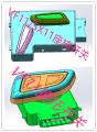 VF11座椅开关(高中低配置)、腰托开关