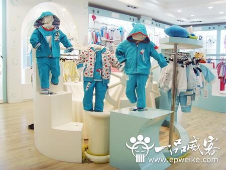 童装专卖店怎么设计?10个高大上的童装专卖店设计效果图欣赏