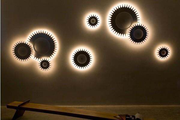 有哪些创意十足的灯具设计?20款有趣实用的灯具设计欣赏