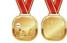 奖牌类设计