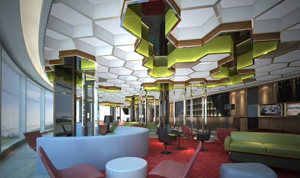 酒店大堂怎么装饰设计?10款豪气大方的酒店大堂装饰设计案例欣赏