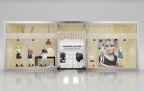 橱窗展示怎么设计?10个需注意的店铺橱窗展示设计要点