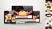 《网页设计》电商主页