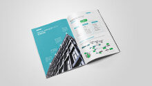 天津大通投资集团有限公司宣传册设计