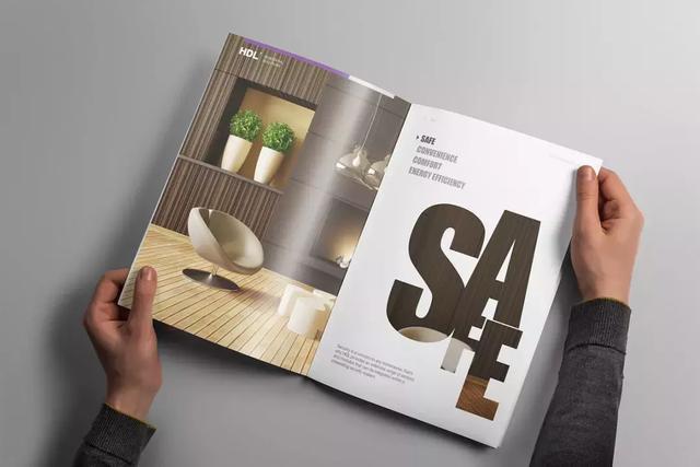 优秀画册版式设计欣赏,各类行业的版式设计图片借鉴