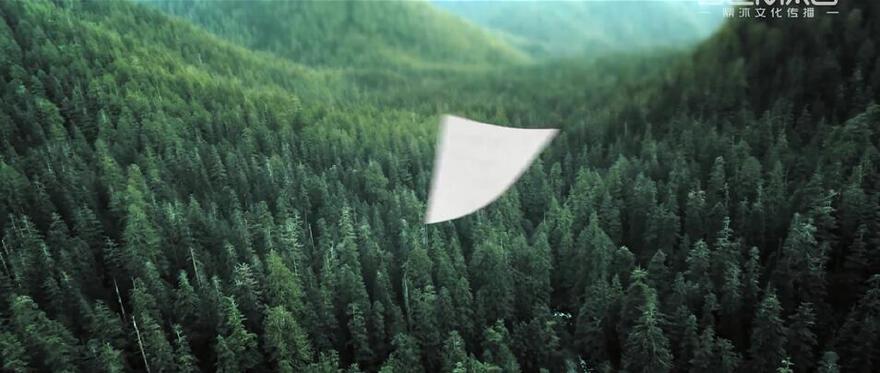 可心柔纸巾广告片